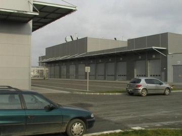 Výrobní haly Škoda Transportation 2