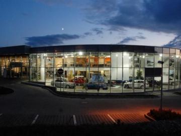 BMW Autec Stodůlky 2.