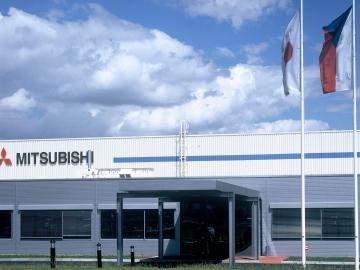 Mitsubishi Slaný 1.